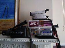 JVC Compact Vhs Camcorder job lot