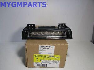 HUMMER H3 THIRD BRAKE LIGHT LAMP 2006-2010 NEW OEM GM  19330403