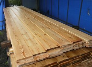 Siberian Larch - Tongue And Groove Timber Cladding (25m²) - TGV Matchboard