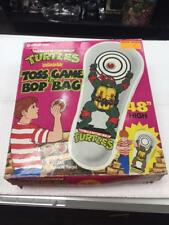 1988 Teenage Ninja Mutant Turtles Inflatable Toss Game & Bop Bag 48""