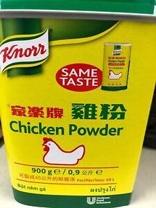 Knorr Chicken Powder 900g - Brand New In Box