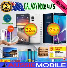 NEW SAMSUNG GENUINE GALAXY NOTE 5 NOTE 4 32GB 64GB 4G LTE UNLOCKED FREE SHIPPING