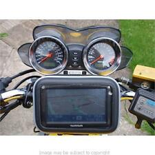 "Waterproof Case for 6"" GPS SatNav includes 1"" Ball for RAM Motorcycle Mounts"