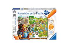 Ravensburger Tiptoi® Puzzle die Ritterburg