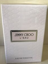 JIMMY Choo L'Eau 90 ml Eau de Toilette Vapo Spray Edt Nuovo Profumo Donna