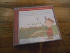 CD VA 40 Years Charlie Brown (12 Song) PEAK CONCORD jc OVP Peanuts Snoopy