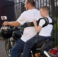 Kinder Schutzgurt Gurt Sicherheitsgurt Gurtpolster Griffbänder für Motorrad