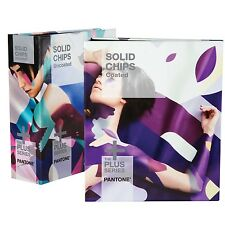 PANTONE Chips Coated & Uncoated. All the latest colours. Brand New.