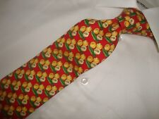 """PINK by THOMAS PINK 59"""" hand made In England 100% silk men's neck tie"""