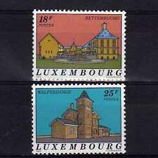 LUXEMBOURG Yvert n° 1241/1242 neuf sans charnière