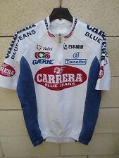 Maillot cycliste CARRERA Tour 1996 maglia PANTANI shirt vintage camiseta 4 L