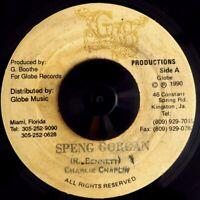 Charlie Chaplin - Speng Gorgon  /  Version