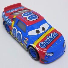 Disney Pixar World of Cars 3 Rex Revler Gask Its # 80 Mattel 1:55 New But Loose