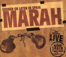 Marah - Sooner or Later in Spain [New CD] Bonus DVD, Digipack Packaging