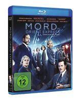 Mord im Orient Express (2017)[Blu-ray/NEU/OVP] Remake von Agatha Christie Roman