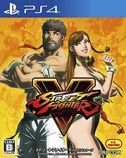 PS4 Street Fighter V 5 HOT PACKAGE Version Japanese ver PlayStation 4 Japan