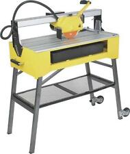 """NEW Q.E.P. ROBERTS 83200 24"""" INCH 1.5 HP TILE BRIDGE SAW WITH FOLDING STAND"""