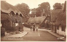BR63180 the old village   shanklin isle of wight   uk
