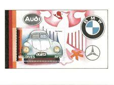 VINTAGE CLASSICS - Maldives 2213 - '39 Volkswagen - Souvenir Sheet - MNH