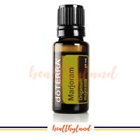 FREE POST doTERRA Marjoram15ml Therapeutic Grade Essential Oil Aromatherapy