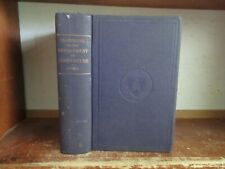 Old AGRICULTURE Book FARMING SCIENCE CROPS FORESTRY FRUIT GARDENING INSECT PLANT