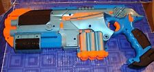 Tiger Electronics Phoenix LTX Laser Tag Guns Blue-Orange Work Great