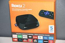 LIKE NEW Roku 2 Streaming Media Player 4210R (2015 model)