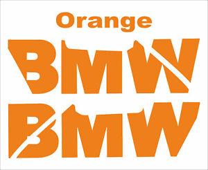 BMW R 1200 GS Adventure, BMW BIG Side tank Stickers - Decals 2004 - 2013