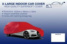 XL Red Indoor Car Cover Protector FOR HONDA Accord Aerodeck 1998-2005
