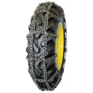 14-17.5 Aquiline Talon Studded Tractor Tire Chains - 14175AST