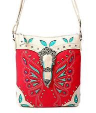 Purses Handbags Western Butterfly CrossBody Trendy Fashion Back To School Gift