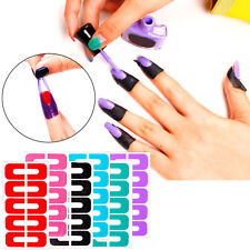 Peel off tape for nails - Painting polish guard protectors - Nail Art - Stamps!
