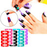 Peel off tape for nails - Painting polish guard protectors - Nail Art - Stamps