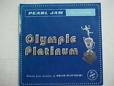 """Pearl Jam-Plays and Sings Olympic Platinum/Smile Fan Club Christmas 7"""" 45 Single"""