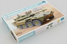 Trumpeter-b1 Centauro AFV early with upgrade Armour incl. ätzt fretta - 1:35 NUOVO