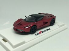COLORFUL 1:64 FERRARI LAFERRARI  METALLIC RED