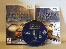 Blazing Angels: Squadrons of WWII (Nintendo Wii, 2007) - Scratch-free Disc