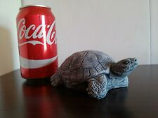 mt. st. helens genuine volcanic ash tortoise turtle figure washington state Usa