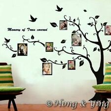 Photo Tree Giant Removable Wall Decor Vinyl Decal Sticker Art Mural Deco DIY Kid