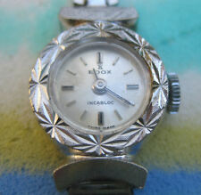 VINTAGE EDOX LADIES MECHANICAL WATCH IN GOOD CONDITION