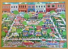 Colourful, Complex & 'Busy'  Wentworth Wooden- 'Summer Celebration'. 500 pcs