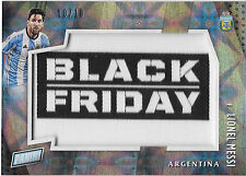 LIONEL MESSI (HIS#) 2016 BLACK FRIDAY PATCH 10/10  *EXTREMELY RARE*