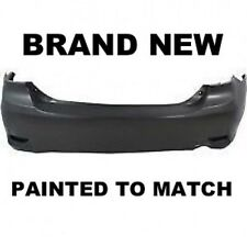 Fits; 2011 2012  2013 Toyota Corolla S Rear Bumper Painted (TO1100288)