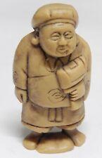 Figurine publicitaire JACQUET Collection Personnages Asiatiques Sages - Modèle 4