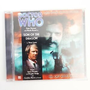 DOCTOR WHO: Son of the Dragon: Big Finish audiobook CD signed by Caroline Morris