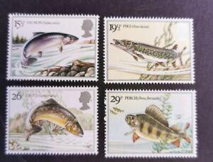 Great Britain 1983 Fish  set MUH B6
