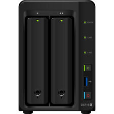 Synology DS718+ Network Attachment Storage 2 bay DiskStation 1.5GHz 2GB Retail