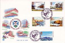 1981 National Trust - Stuart - St Kilda, Western Isles H/S