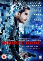 Source Code - Jake Gyllenhaal, Michelle Monaghan NEW SEALED UK REGION 2 DVD PAL