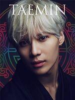 NEW SHINee TAEMIN Sayonara Hitori First Limited Edition CD DVD Photobook